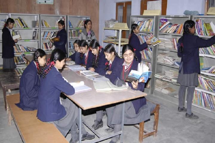 Rhema International School-Library