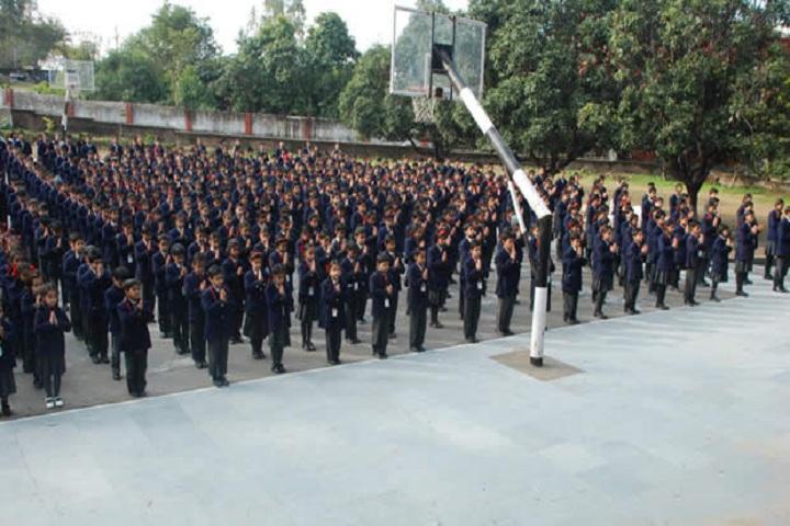Rhema International School-School Assembly