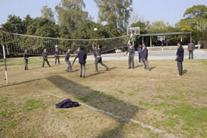 Rhema International School-Sports