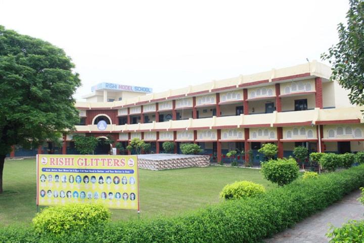 Rishi Model School-Campus