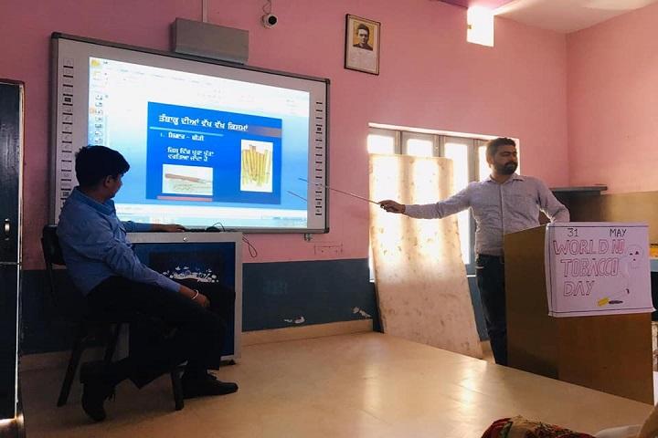 Rishi Model School-Seminar