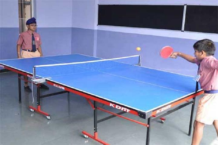 Ryan International School-Indoor Games