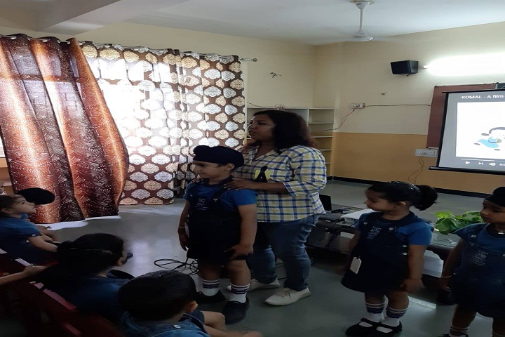 Ryan International School-Workshop On Body