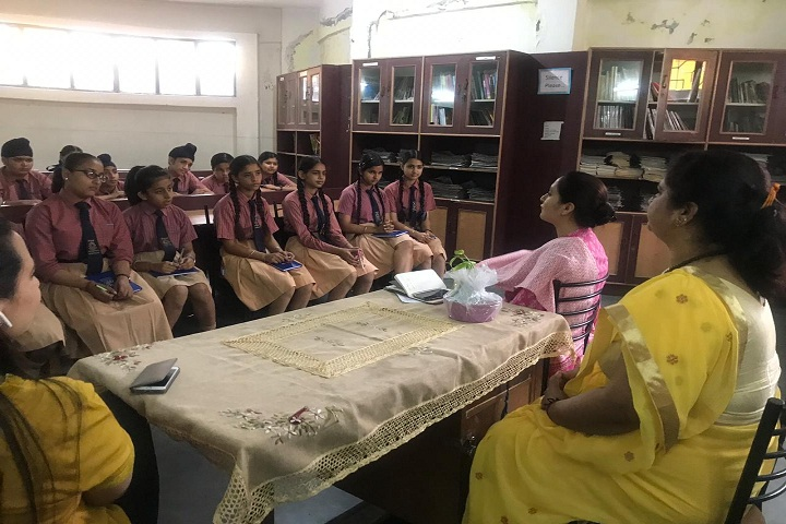 Ryan International School-Interaction Session