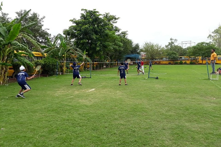 Ryan International School-Sports