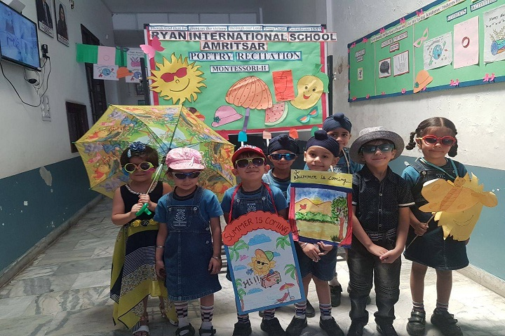 Ryan International School-Summer Week