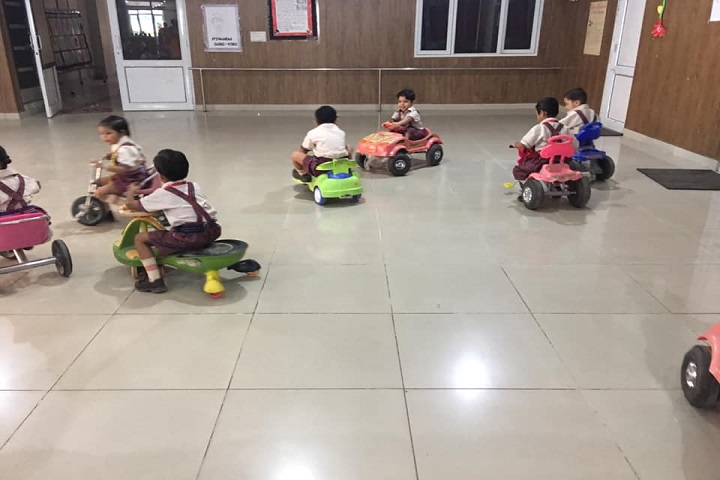 SDKL Dav Centenary Public School-Kids Play Room