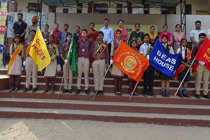 SDKL Dav Centenary Public School-Sports Day