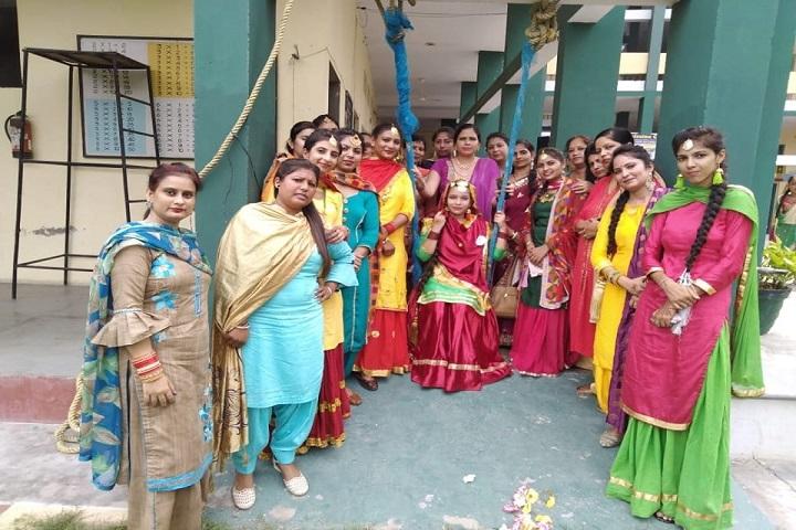 S D Model Senior Secondary School-Events1