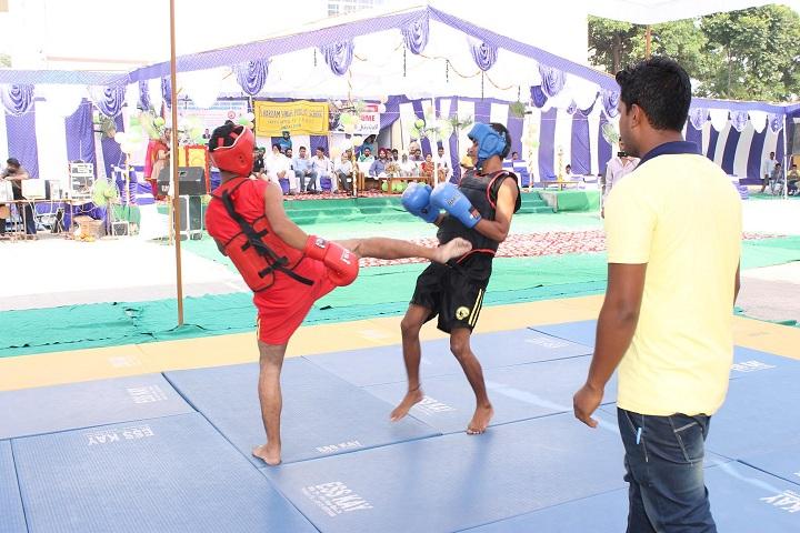 S Hardam Singh Public School-Sports