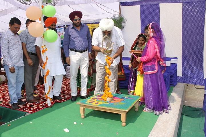 S Hardam Singh Public School-Annual Day