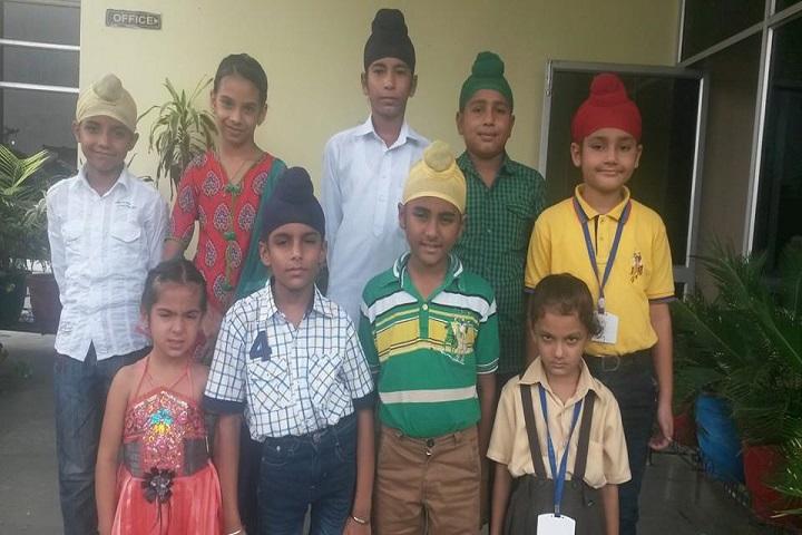 S Hardam Singh Public School-Kids