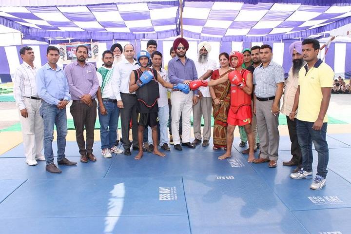 S Hardam Singh Public School-Sports Day