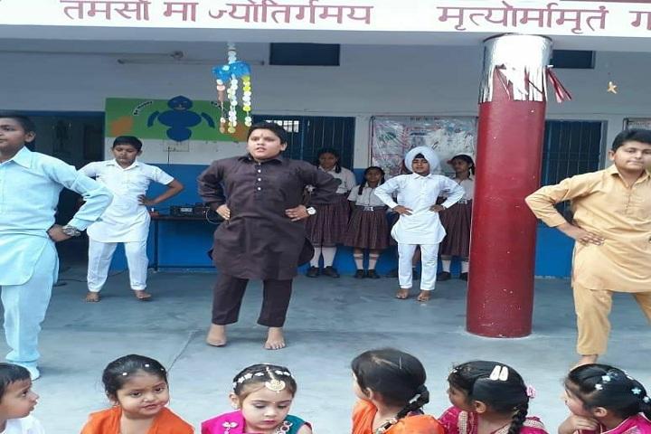 SVJC DAV Public School-Dance