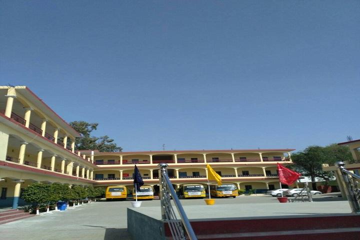 SVJC DAV Public School-School Building