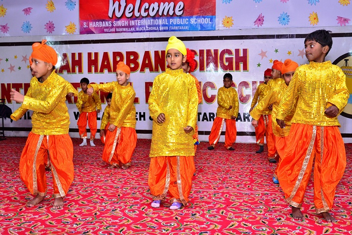 S Harbans Singh International Public School-Annual Day Celebtrations
