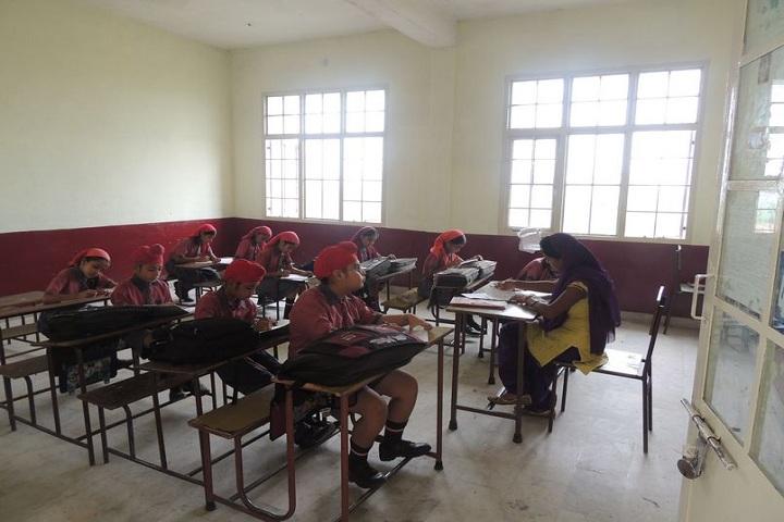 S Harbans Singh International Public School-Classroom