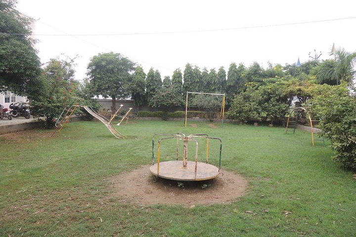 S Harbans Singh International Public School-Play Area