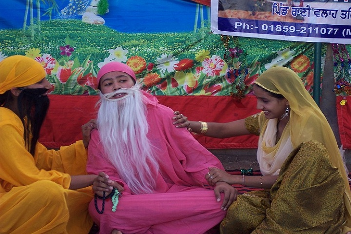 S Harbans Singh International Public School-Skit