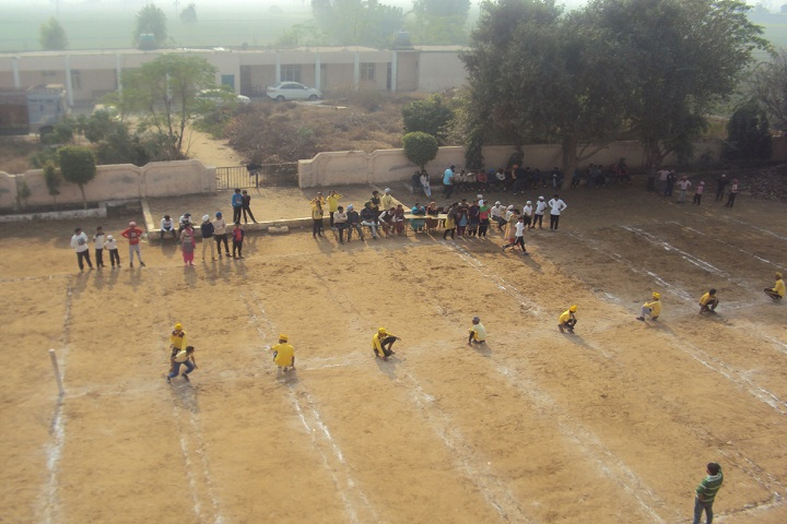 S Harbans Singh International Public School-Sports