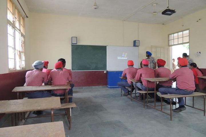 S Harbans Singh International Public School-Class