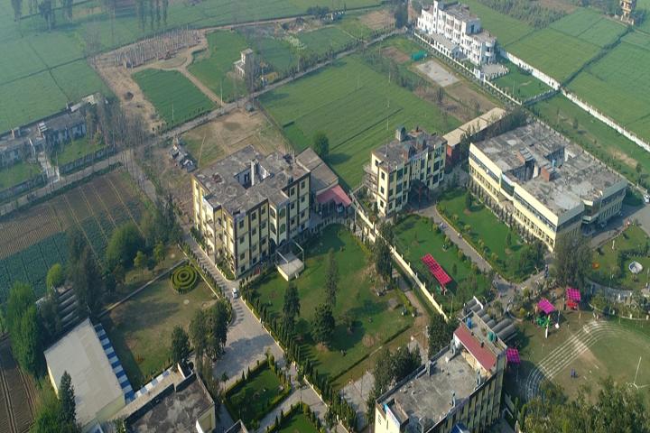 S Sukhjinder Singh Memorial Public School-Campus View