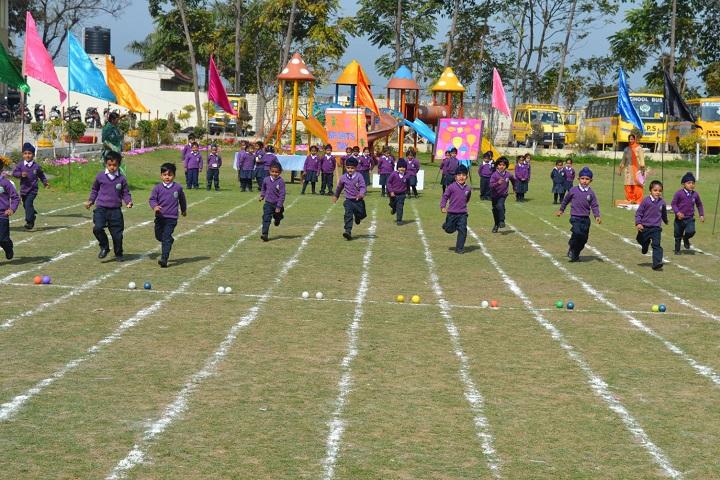 S Sukhjinder Singh Memorial Public School-Games