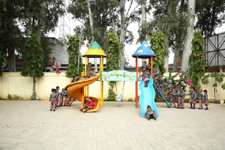 S Sukhjinder Singh Memorial Public School-Kids Park