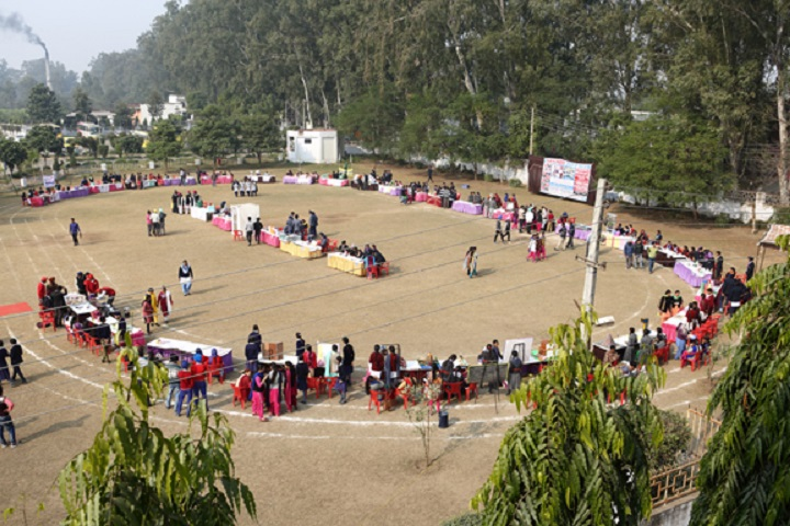 S Sukhjinder Singh Memorial Public School-Play Ground