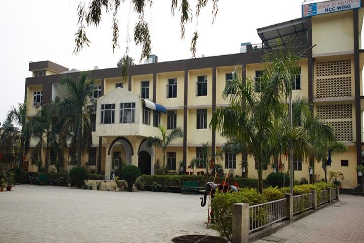 S Sukhjinder Singh Memorial Public School-School Building
