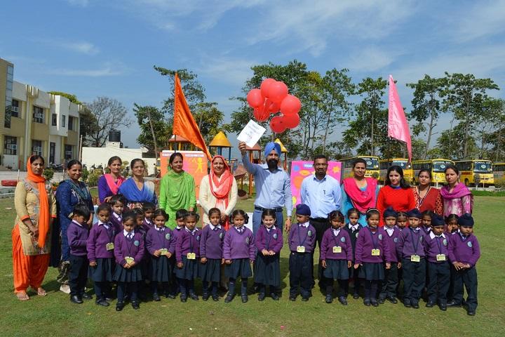 S Sukhjinder Singh Memorial Public School-Sports Day Celebration