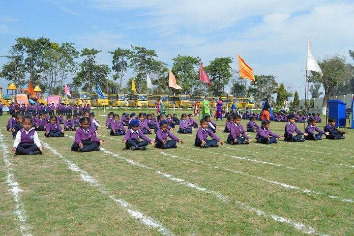 S Sukhjinder Singh Memorial Public School-Yoga