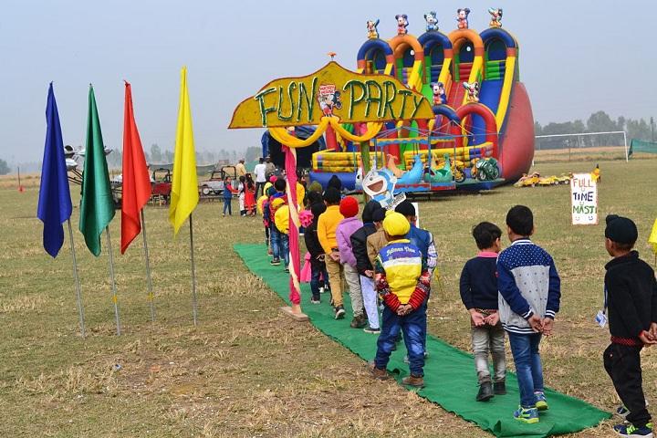 Sabad Pragaas Academy-Fun Party