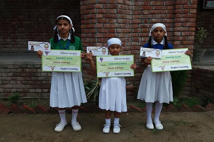 Sabad Pragaas Academy-Achievements