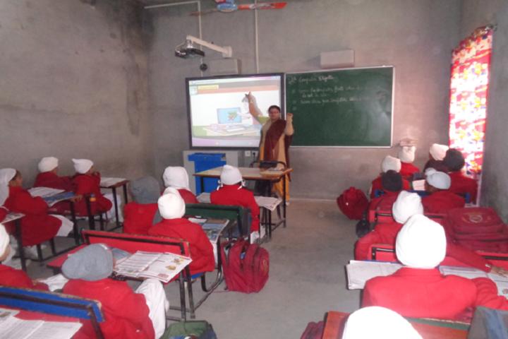 Sabad Pragaas Academy-Class
