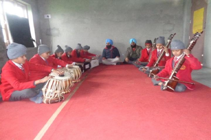 Sabad Pragaas Academy-Music Room