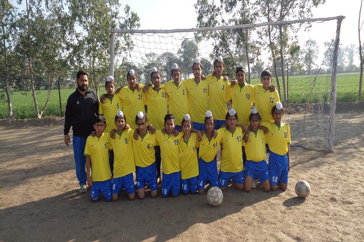 Sabad Pragaas Academy-Sports Day