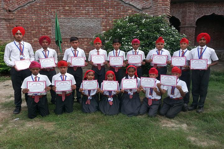 Sabad Pragaas Academy-Students