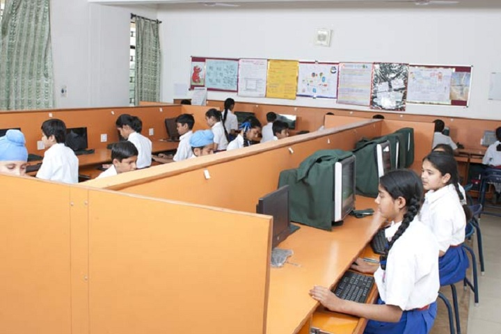 Sacred Heart Convent School-Computer Lab