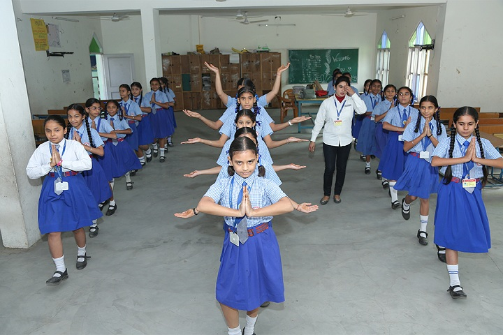 Sacred Heart Senior Secondary School-Dance Room