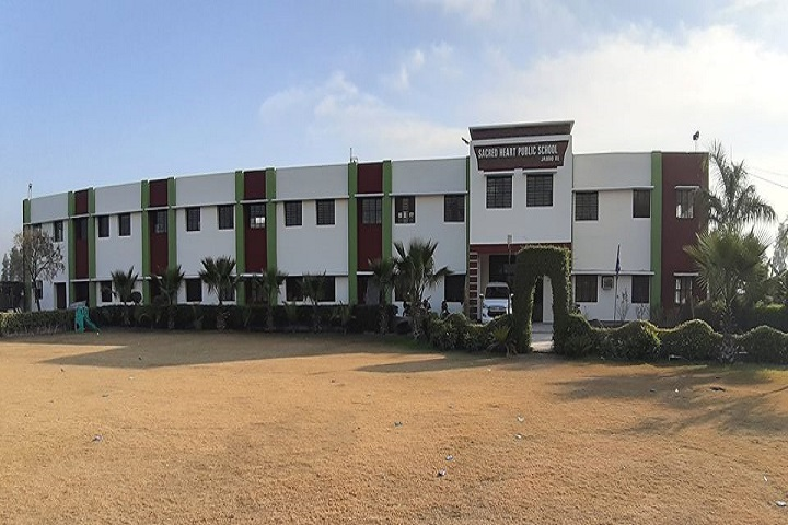 Sacred Heart Public School-Campus
