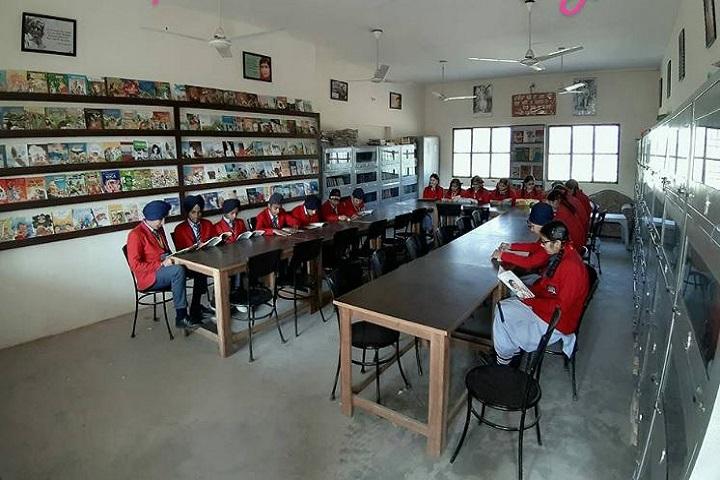 Sacred Heart Public School-Library