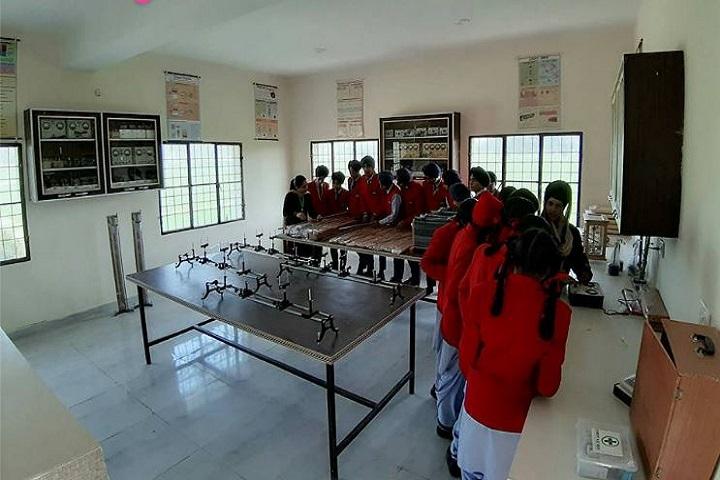 Sacred Heart Public School-Physics-Lab