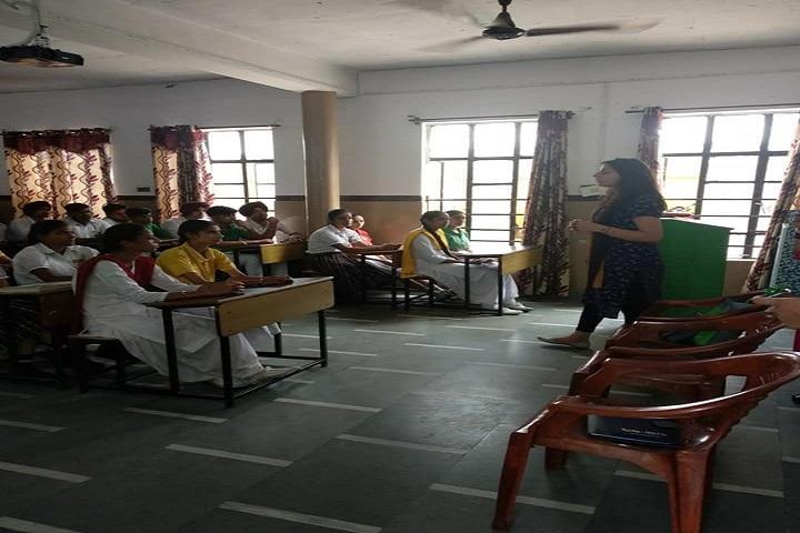 Sacred Heart Public School-Class