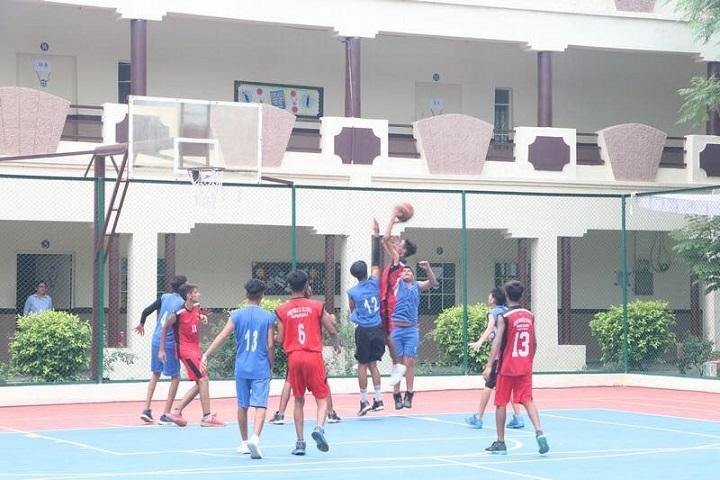 Sacred Heart Public School-Indoor Games