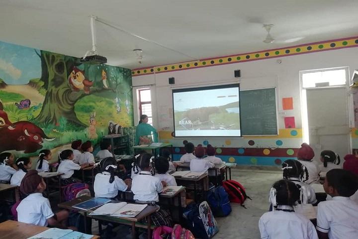 Sacred Heart Public School-Kids Class