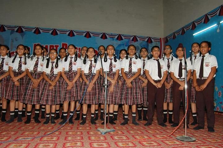 Sacred Heart Public School-Singing