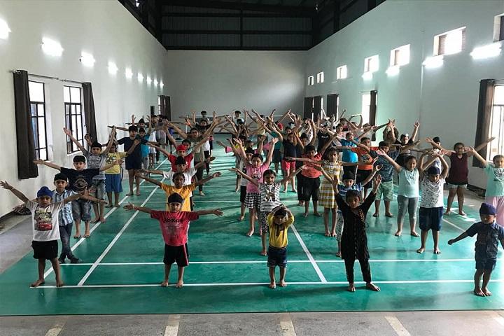 Sacred Heart Public School-Yoga