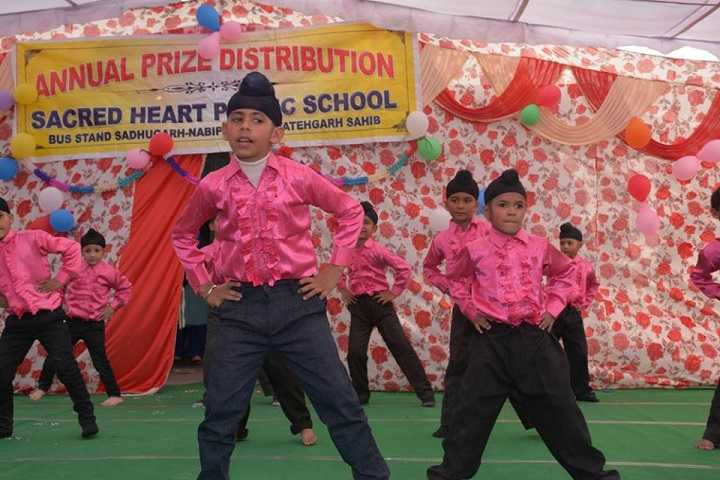 Sacred Heart Public School-Annual Day