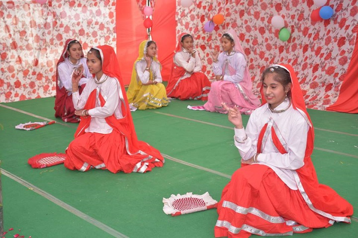Sacred Heart Public School-Dance